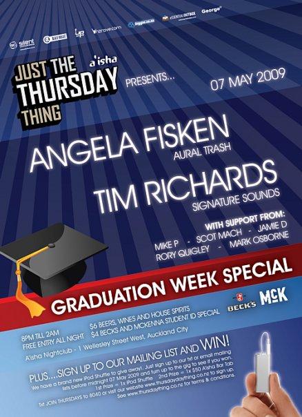 Graduation thursday thing